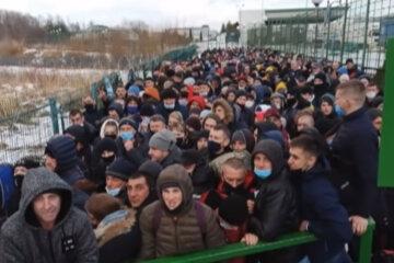заробітчани, кордон України та Польщі