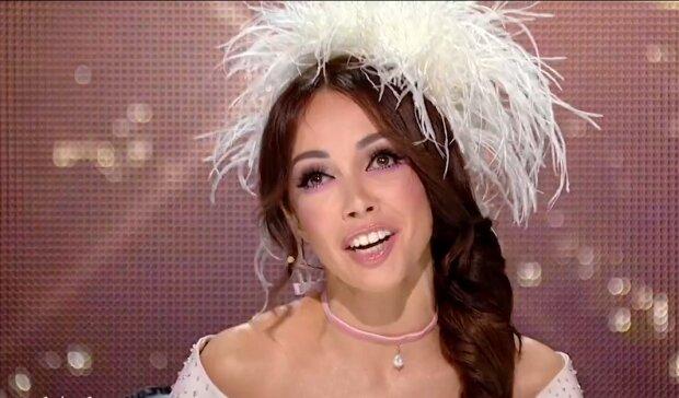 Катерина Кухар, скріншот із відео