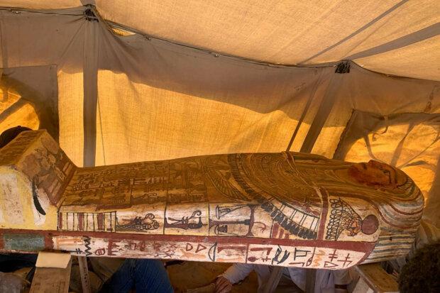 саркофаги в Єгипті