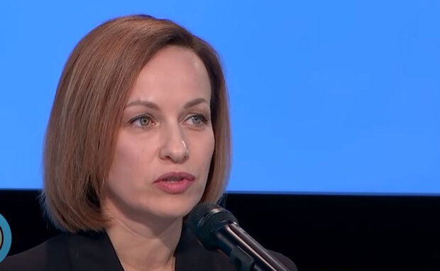 розповіла міністр соціальної політики України Марина Лазебна