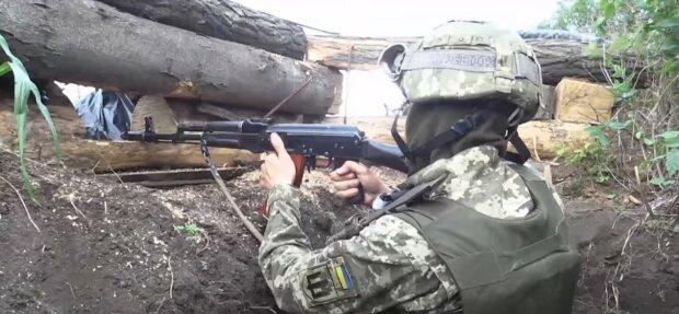 АТО, ООС, українські вояки