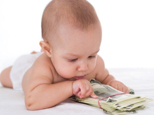 """""""Слуги народу"""" хочуть рекордно підняти виплати за народження дитини"""