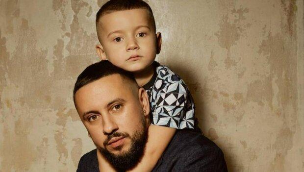 Фото Монатіка і його сина