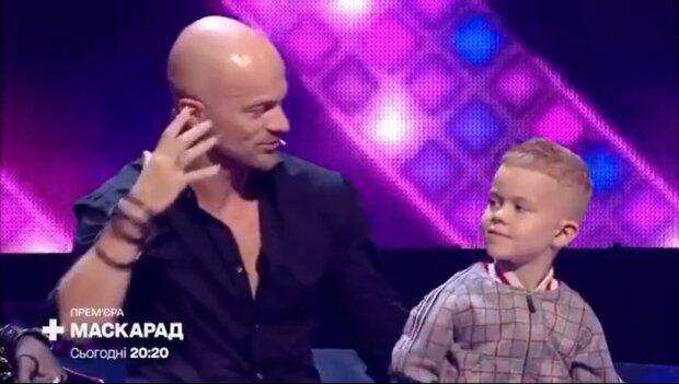 Влад Яма з сином