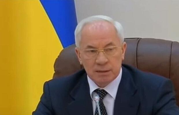 Кошишній прем'єр-міністр Микола Азаров