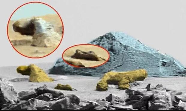 священні місця на Марсі