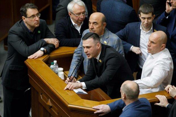 Олександр Колтунович, партія ОПЗЖ