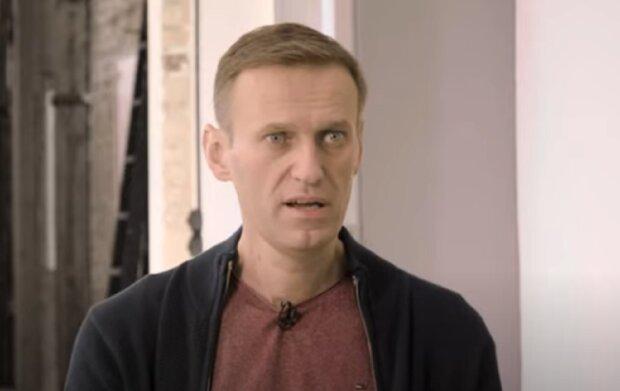 Олексій Навальний. Фото: скріншот відео.