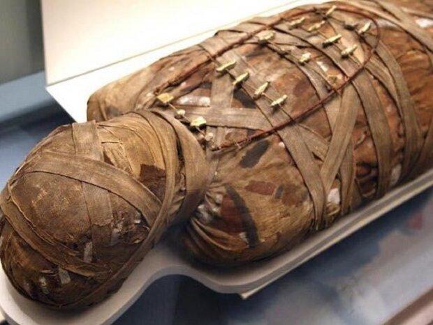 Вчені знайшли в єгипетській мумії таємничий артефакт