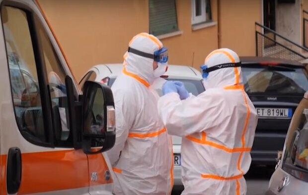 Коронавірус у Європі, ілюстративне фото, скріншот з відео