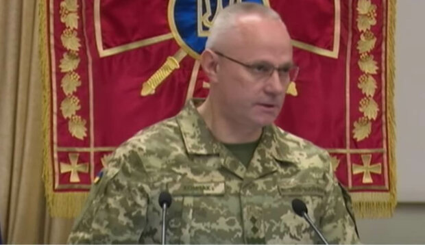 Головнокомандувач Збройних сил України генерал-полковник Руслан Хомчак