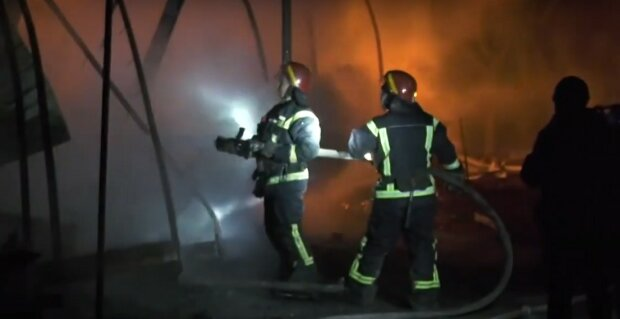 Пожежа в Одеській області