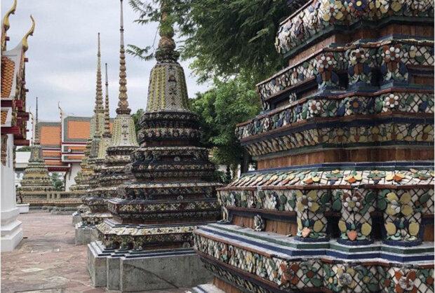 буддистський храм у Бангкоку, Таїланд