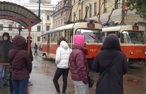 Карантин в Україні, кадр з відео
