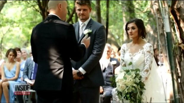 Весілля все-таки відбулася