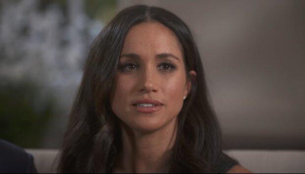 Меган Маркл, скріншот із відео