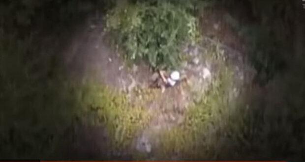 розстріл української групи під білим прапором на Донбасі