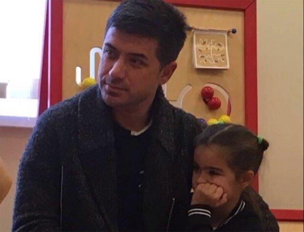 Мурат Налчаджіоглу з дочкою Ані Лорак
