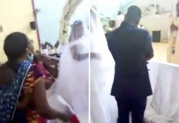 чоловік вирішив одружується але дружина дізналася про це