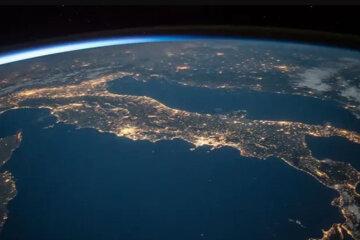 вид Землі з космосу