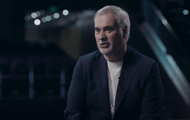 Валерій Меладзе, скріншот із відео