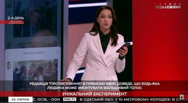 Журналісти в прямому ефірі продемонстрували, як легко зробити фейкове відео