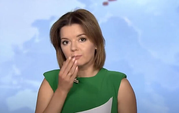ведуча ТСН Марічка Падалко