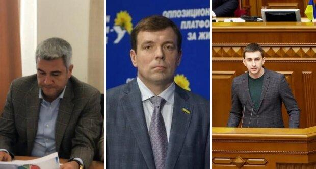 Дмитро Чорний, Микола Скорик, Анатолій Урбанський