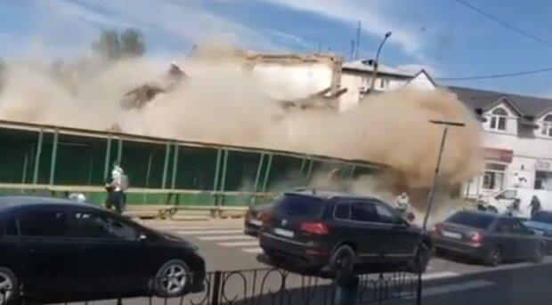 демонтаж школи у Житомирі