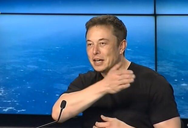Ілон Маск, фото: кадр з відео