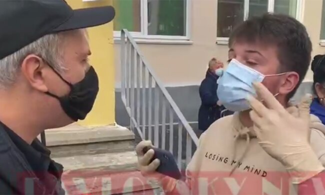 Олександр Третьяков влаштував агітацію за свою кандидатку Муху