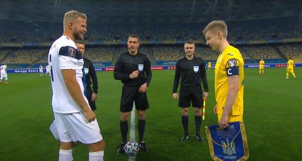 матч Україна-Фінляндія
