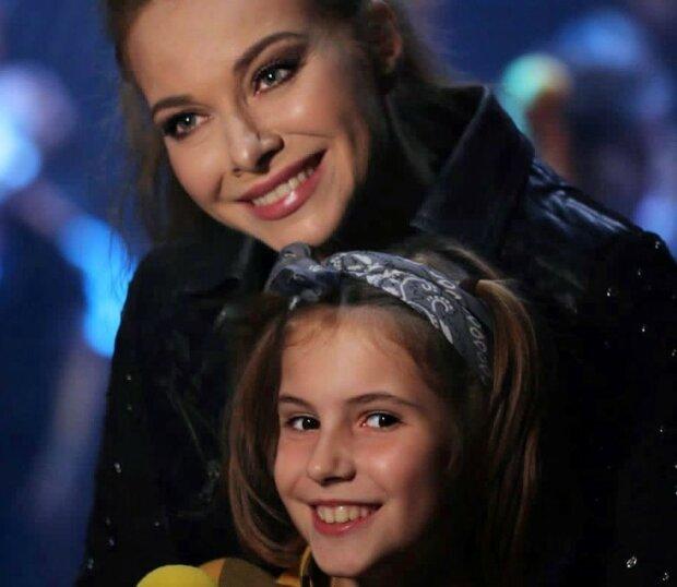 Катерина Гусєва з дочкою Ганною