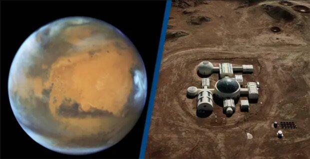 симуляція місії на Марс
