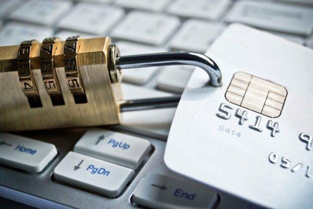 блокування рахунків, кредитні картки, банки