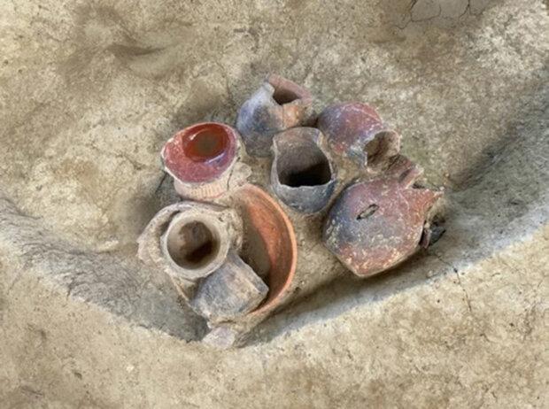 Археологічні розкопки в провінції Цяотоу