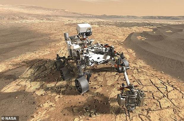 марсохід НАСА Curiosity