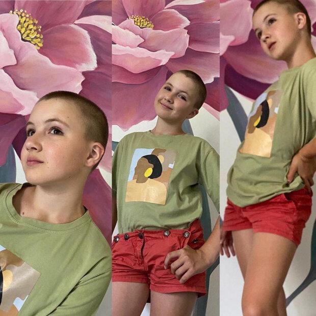дочка ведучої Валентини Хамайко