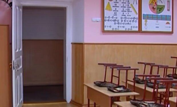 Школа, фото: кадр з відео