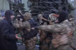 """захоплення бойовиками """"ДНР"""" райвідділку у Краматорську"""