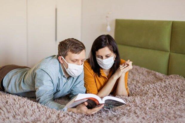 Самоізоляція при коронавірусі
