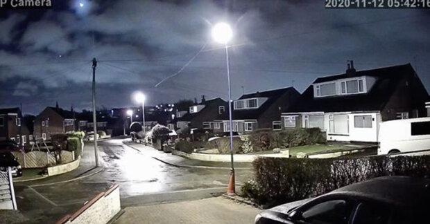 У Британії запевняють, що зняли НЛО
