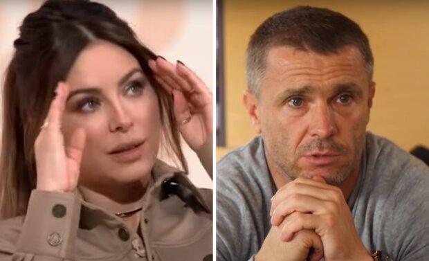 Сергій Ребров і Ані Лорак