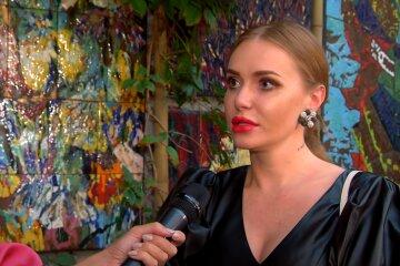 Слава Камінська, скріншот із відео