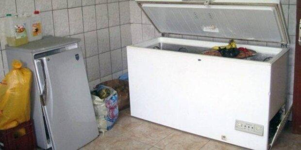 19-річну маму знайшли в морозильнику