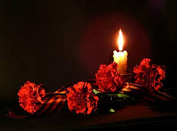 свічка, втрата, поминки, смерть