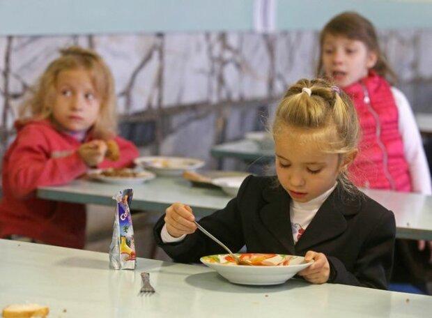 Шкільне харчування