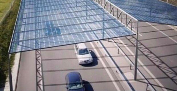 сонячні панелі на автобанах у Німеччині - плани