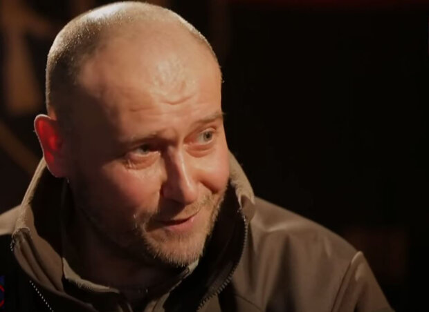 Один з лідерів «Правого сектора» Дмитро Ярош