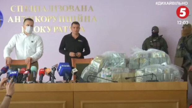 хабар рекорд Миколи Ілляшенко